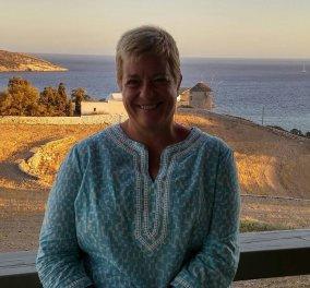 """Αποκλειστικό:  Η Λένα Μαμιδάκη & η """"Ανώσκελη"""" - Λάδι τσικουδιά & κρασιά- τα πολυβραβευμένα """"Made in Greece"""" προϊόντα της οικογένειας (ΦΩΤΟ) - Κυρίως Φωτογραφία - Gallery - Video"""