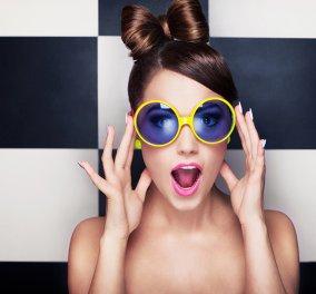 Αυτά είναι τα γυαλιά ηλίου που θα φορεθούν την Άνοιξη- Καλοκαίρι 2018! - Κυρίως Φωτογραφία - Gallery - Video