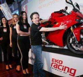 EKO Racing 100: Ο διαγωνισμός ανέδειξε τον νικητή του σε ένα 3D event γεμάτο εκπλήξεις (ΦΩΤΟ) - Κυρίως Φωτογραφία - Gallery - Video