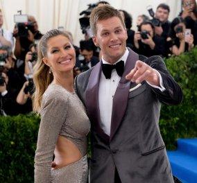 Ζιζέλ: Το πλουσιότερο μοντέλο όλων των εποχών είχε επέτειο 9 χρόνων γάμου (ΦΩΤΟ)  - Κυρίως Φωτογραφία - Gallery - Video