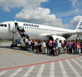 Aegean Airlines: Έτοιμη να παραγγείλει 50 νέα αεροπλάνα αξίας 5,5 δις - Τι δήλωσε ο Διευθύνων Σύμβουλος - Κυρίως Φωτογραφία - Gallery - Video