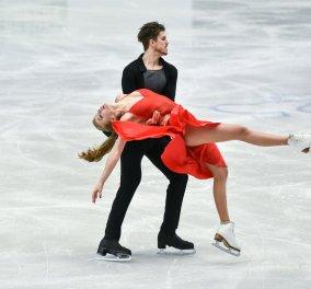 Οι αρτίστες του πάγου, Aleksandra Stepanova & Ivan Bukin σε μια μοναδική χορογραφία του «Despacito» (ΒΙΝΤΕΟ) - Κυρίως Φωτογραφία - Gallery - Video