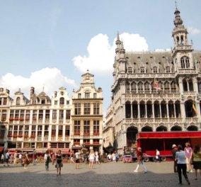 Βρυξέλλες: Ένοπλος εισέβαλε σε κτίριο πλάι σε δημοτικό με 350 παιδάκια - Σε εξέλιξη μεγάλη αστυνομική επιχείρηση - Κυρίως Φωτογραφία - Gallery - Video