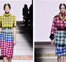 Τι παρουσίασε στην Εβδομάδα μόδας του Λονδίνου η Ελληνίδα σούπερ -σχεδιάστρια Μαίρη Κατράντζου για το ερχόμενο Καλοκαίρι   - Κυρίως Φωτογραφία - Gallery - Video