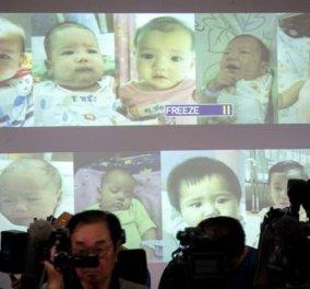 Απίστευτο! Ευκατάστατος Ιάπωνας κερδίζει την επιμέλεια των 13 παιδιών του που γέννησαν παρένθετες μητέρες  - Κυρίως Φωτογραφία - Gallery - Video