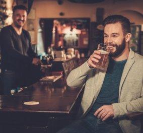 """Αλκοολισμό αντιμετωπίζει το 10% των Ελλήνων! Μια συνταρακτική έρευνα μας φέρνει """"μπροστά"""" από όλη την Ευρώπη - Κυρίως Φωτογραφία - Gallery - Video"""