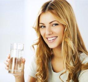 Να τι συμβαίνει όταν ξεχνάς να πίνεις νερό κατά τη διάρκεια της ημέρας! - Κυρίως Φωτογραφία - Gallery - Video