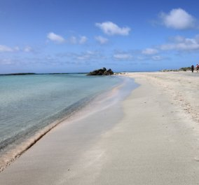 Tripadvisor: Τρεις ελληνικές παραλίες ανάμεσα στις 25 καλύτερες της Ευρώπης- Δείτε ποια είναι στη λίστα με τις 25 καλύτερες του κόσμου (ΦΩΤΟ) - Κυρίως Φωτογραφία - Gallery - Video