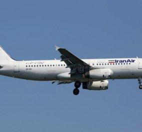 Τραγωδία στο Ιράν: Συνετρίβη αεροσκάφος με περισσότερους από 50 επιβάτες - Κυρίως Φωτογραφία - Gallery - Video