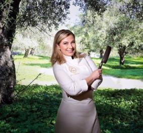 Η Ντίνα Νικολάου στα κέφια της: Τρυφερό μοσχαρίσιο φιλέτο σατομπριάν με σάλτσα γιαουρτιού με τσίλι - Κυρίως Φωτογραφία - Gallery - Video