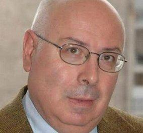 Νέα απώλεια στον δημοσιογραφικό χώρο: Έφυγε σε ηλικία 72 ετών ο Φιλίστωρ της Καθημερινής, Μιχάλης Κατσίγερας - Κυρίως Φωτογραφία - Gallery - Video