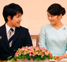 Γιατί η πριγκίπισσα της Ιαπωνίας ανέβαλε τον γάμο της - Πρωτοσέλιδο τα οικονομικά προβλήματα της πεθεράς  - Κυρίως Φωτογραφία - Gallery - Video