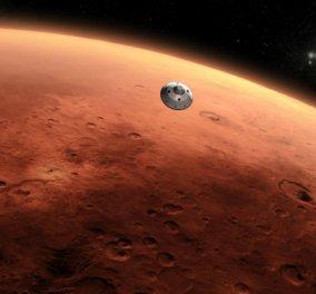 Φωτογραφία NASA