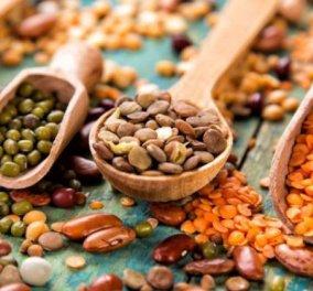 9 σημαντικοί λόγοι για να τρώτε συχνά όσπρια - Ποια είναι η διατροφική τους αξία;   - Κυρίως Φωτογραφία - Gallery - Video