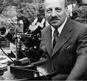 2 φορές υποψήφιος για Νόμπελ o Γεώργιος Παπανικολάου! Ήταν και βιολιστής, ο εφευρέτης του Test Pap που έσωσε εκατομμύρια γυναίκες στον κόσμο(ΦΩΤΟ - ΒΙΝΤΕΟ) - Κυρίως Φωτογραφία - Gallery - Video