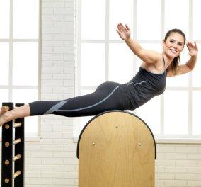 Γιατί οι γυναίκες αγαπούν με πάθος το pilates; Ιδού η απάντηση!  - Κυρίως Φωτογραφία - Gallery - Video