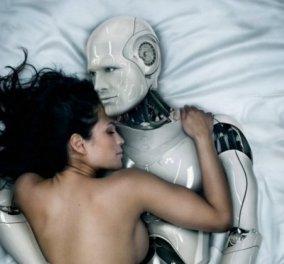 Έρχονται τα ρομπότ του σεξ: Θα είναι ικανά να λένε ακόμα και ψέματα - Κυρίως Φωτογραφία - Gallery - Video