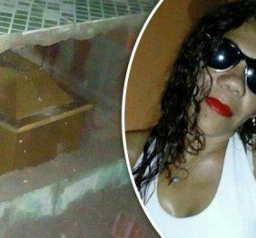 Ιστορία φρίκης στη Βραζιλία: 37χρονη θάφτηκε ζωντανή & προσπαθούσε 10 μέρες να αποδράσει από τον τάφο της (ΦΩΤΟ) - Κυρίως Φωτογραφία - Gallery - Video