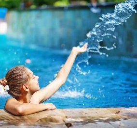 Πόσο επηρεάζονται τα αυτιά και το πεπτικό σύστημα από το κολύμπι; Μπορεί να προκαλέσει προβλήματα υγείας - Κυρίως Φωτογραφία - Gallery - Video