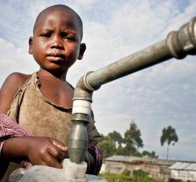 Επαναστατική μέθοδος καθαρισμού νερού: Νέα τεχνολογία που μπορεί να σώσει εκατομμύρια ζωές  - Κυρίως Φωτογραφία - Gallery - Video