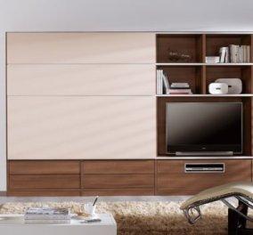 Ο Σπύρος Σούλης μας δείχνει 5 πανέξυπνους τρόπους για να κρύψουμε την τηλεόραση   - Κυρίως Φωτογραφία - Gallery - Video