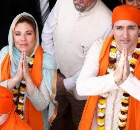 Απολαμβάνει το ταξίδι στην Ινδία ο κούκλος Καναδός πρωθυπουργός - Δείτε τον ξέφρενο χορό του (ΒΙΝΤΕΟ) - Κυρίως Φωτογραφία - Gallery - Video