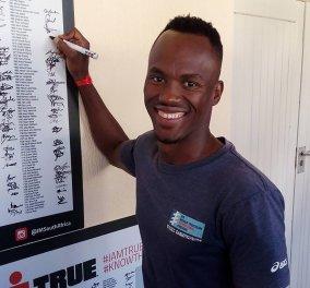 Εφιαλτικές στιγμές έζησε αθλητής του τριάθλου από τη Νότια Αφρική: Προσπάθησαν να του ακρωτηριάσουν τα πόδια - Κυρίως Φωτογραφία - Gallery - Video