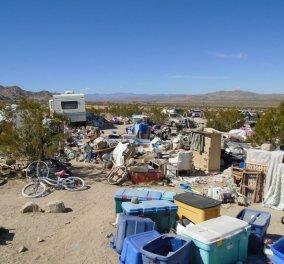 Συνελήφθησαν γονείς στην Καλιφόρνια:  Είχαν τα 3 παιδιά τους «κλεισμένα» σε κουτί για τρία χρόνια (ΦΩΤΟ - ΒΙΝΤΕΟ) - Κυρίως Φωτογραφία - Gallery - Video