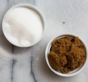 Είναι η μαύρη ζάχαρη διαίτης & ποια είναι η διαφορά της με την λευκή;  - Κυρίως Φωτογραφία - Gallery - Video