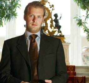 Αυτοκτόνησε ο 39χρονος Γερμανός πρίγκιπας Κάρλος -Κατηγορείτο για απάτη   - Κυρίως Φωτογραφία - Gallery - Video
