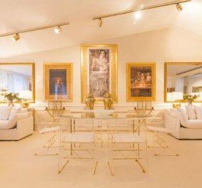 Έχετε δει τα 10 πιο πολυτελή διαμερίσματα στην Airbnb σε Φλωρεντία, Παρίσι & Αμερική; - Κυρίως Φωτογραφία - Gallery - Video
