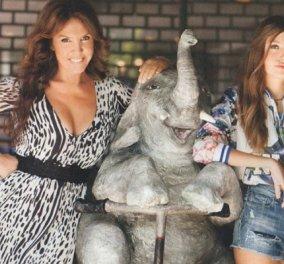 """Βάνα Μπάρμπα: """"Η κόρη μου η Φαίδρα δεν έχει μιλήσει 5 χρόνια με τον πατέρα της - Έζησα 16 χρόνια μόνο για εκείνη"""" (ΒΙΝΤΕΟ) - Κυρίως Φωτογραφία - Gallery - Video"""