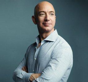 Ο ιδρυτής της Amazon -Τζεφ Μπέζος: Ο επιχειρηματίας που έβγαλε πάνω από 2 δισ. μέσα σε μία μέρα (ΒΙΝΤΕΟ) - Κυρίως Φωτογραφία - Gallery - Video