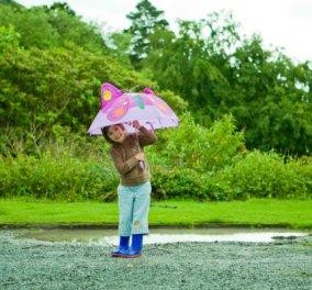 Υποδοχή του Μάη με τοπικές βροχές, πτώση της θερμοκρασίας και αφρικανική σκόνη - Κυρίως Φωτογραφία - Gallery - Video