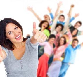 Έτσι θα γίνουμε πιο ευτυχισμένοι & πιο επιτυχημένοι! Οι ειδικοί συμβουλεύουν - Κυρίως Φωτογραφία - Gallery - Video
