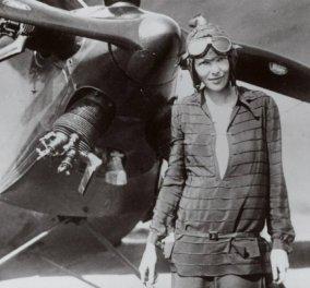 80 χρόνια μετά αποκαλύπτεται το μυστήριο της θρυλικής εξαφάνισης της πρώτης πιλότου Αμέλια Έρχαρτ; - Κυρίως Φωτογραφία - Gallery - Video