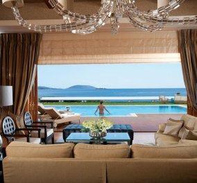 "BBC: H ""Royal Villa"" του Grand Resort Lagonissi ανάμεσα στις πιο πολυτελείς σουίτες του κόσμου! (ΦΩΤΟ) - Κυρίως Φωτογραφία - Gallery - Video"