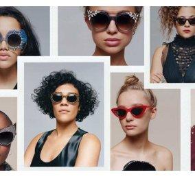 Η τελευταία λέξη της μόδας- Αυτά τα γυαλιά ηλίου είναι το trend της σεζόν! - Κυρίως Φωτογραφία - Gallery - Video