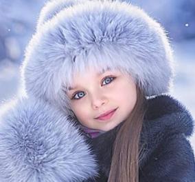 Με αυτό το χαμόγελο και αυτά τα γαλάζια μάτια υπομένει η Ευρώπη τον παγετό - Όμορφο Σαββατοκύριακο! - Κυρίως Φωτογραφία - Gallery - Video