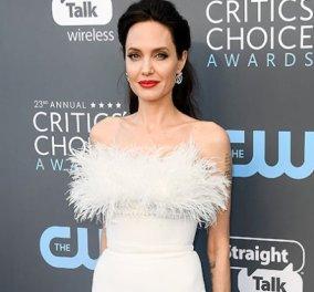 Angelina Jolie: Ντύνεται νύφη για τέταρτη φορά; Τι συμβαίνει με την διάσημη σταρ; - Κυρίως Φωτογραφία - Gallery - Video