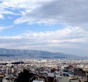 Με ασταθή καιρό & έντονες νεφώσεις ξεκινά η εβδομάδα - Μέχρι 20 βαθμούς το θερμόμετρο στην Αθήνα - Κυρίως Φωτογραφία - Gallery - Video