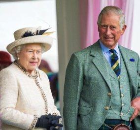 Η βασίλισσα Ελισάβετ μεθυσμένη μάλωνε με τον γιο της Κάρολο για την Καμίλα- Οι ύποπτες σχέσεις του πρίγκιπα με Τούρκο κροίσο - Κυρίως Φωτογραφία - Gallery - Video