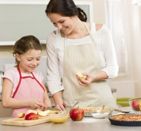 Έξυπνες τακτικές για να μάθουν τα παιδιά σου να αγαπάνε το καλό φαγητό!  - Κυρίως Φωτογραφία - Gallery - Video