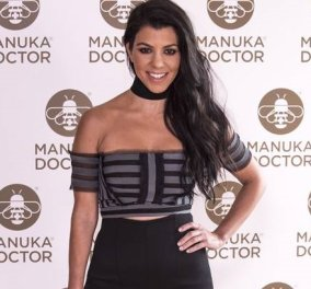 Kourtney Kardashian: Τρώει πίτσα με... τον πιο sexy τρόπο που έχετε δει ποτέ! - Κυρίως Φωτογραφία - Gallery - Video