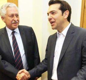 Αθ. Έλλις: Ο Κουβέλης δεν έχει πείσει ως προσωπικότητα, δεν διαθέτει καμία επιρροή εντός του ΣΥΡΙΖΑ...    - Κυρίως Φωτογραφία - Gallery - Video