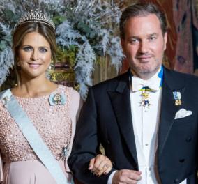 Γεννητούρια στο παλάτι της Σουηδίας: Αυτό είναι το μωρό της Πριγκίπισσας Μαντλέν & του τραπεζίτη συζύγου της (ΦΩΤΟ) - Κυρίως Φωτογραφία - Gallery - Video