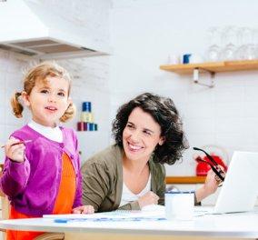Οι 5 χρυσοί κανόνες που θα σας βοηθήσουν να συνδυάσετε καριέρα και παιδιά!  - Κυρίως Φωτογραφία - Gallery - Video