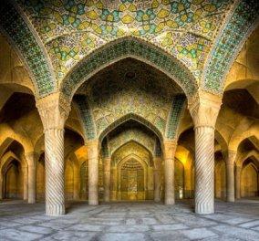Εντυπωσιακά κλικς γεμάτα χρώματα από Ανατολή: Υψηλή αισθητική, υπέροχα σχέδια & τζαμιά (ΦΩΤΟ) - Κυρίως Φωτογραφία - Gallery - Video