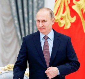 Σαρωτική νίκη Πούτιν στις προεδρικές εκλογές της Ρωσίας - Μέχρι το 2024 μένει στο Κρεμλίνο ο Πρόεδρος - Κυρίως Φωτογραφία - Gallery - Video