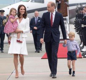 H Κέιτ Μίντλετον φτιάχνει πίτσα με τα παιδιά της, τον πρίγκιπα Τζωρτζ & την πριγκίπισσα Σάρλοτ! - Κυρίως Φωτογραφία - Gallery - Video